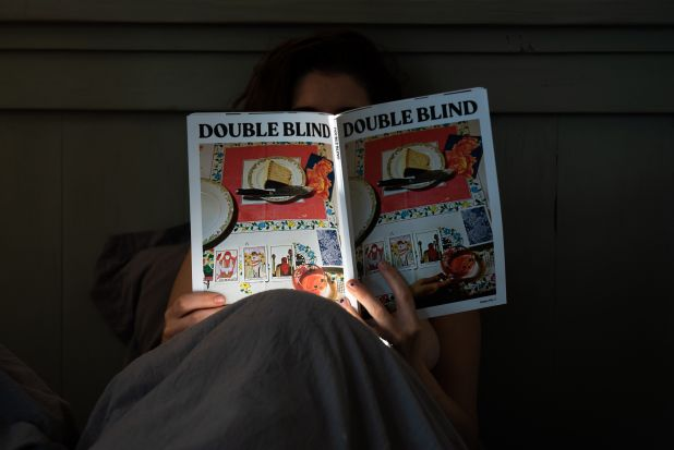 doubleblind issue one